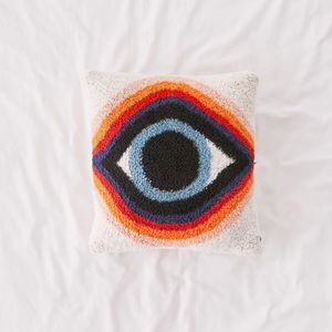 Urban Outfitters Sherpa Eye Pillow